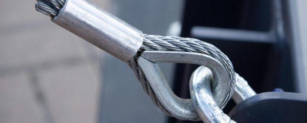 câbles de suspension