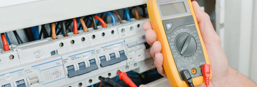 Distribution de matériel électrique